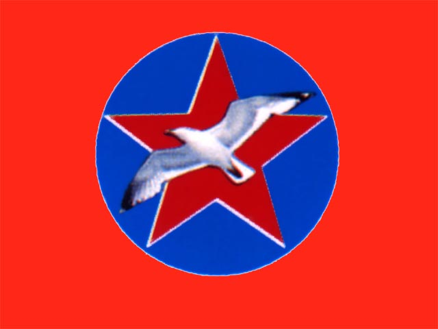 флаги партий